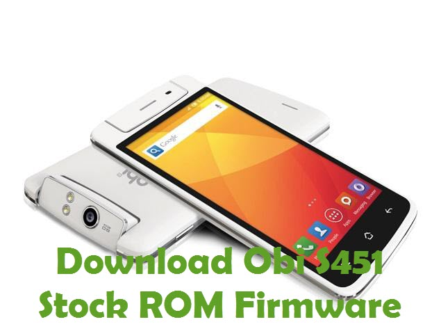 Download Obi S451 Stock ROM