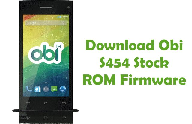 Download Obi S454 Firmware
