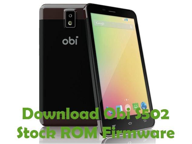 Download Obi S502 Stock ROM