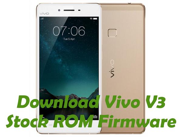 vivo-v3-firmware