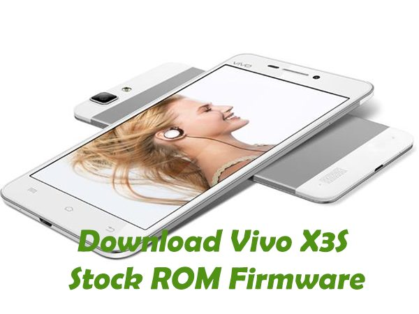 vivo-x3s-firmware