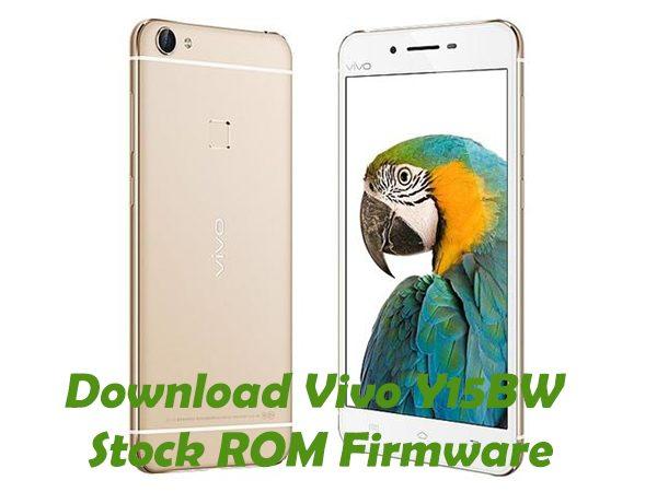 vivo-y15bw-firmware