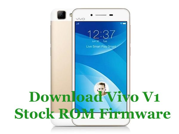 download vivo v1 firmware