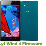 Lyf Wind 4 Firmware