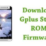 Download Gplus Stock ROM