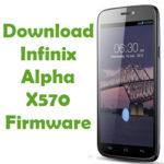 Infinix Alpha X570 Firmware