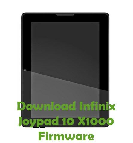 Download Infinix Joypad 10 X1000 Stock ROM