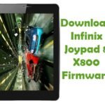 Infinix Joypad 8 X800 Firmware