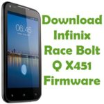 Infinix Race Bolt Q X451 Firmware