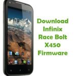Infinix Race Bolt X450 Firmware