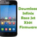 Infinix Race Jet X501 Firmware