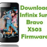 Infinix Surf Bravo X503 Firmware