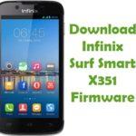 Infinix Surf Smart X351 Firmware