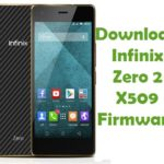 Infinix Zero 2 X509 Firmware