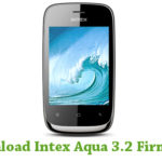 Intex Aqua 3.2 Firmware