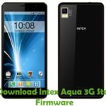 Intex Aqua 3G Star Firmware