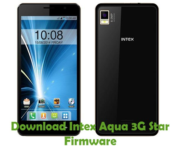 Download Intex Aqua 3G Star Firmware