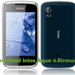 Intex Aqua 4 Firmware