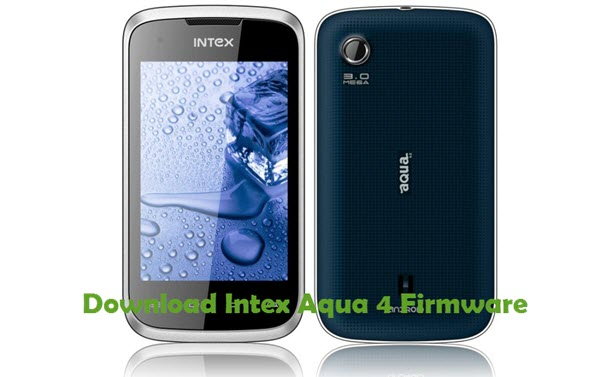 Download Intex Aqua 4 Firmware