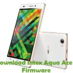 Intex Aqua Ace 2 Firmware