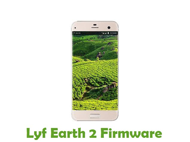 Download Lyf Earth 2 Stock ROM