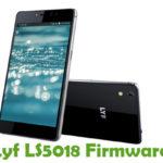 Lyf LS5018 Firmware