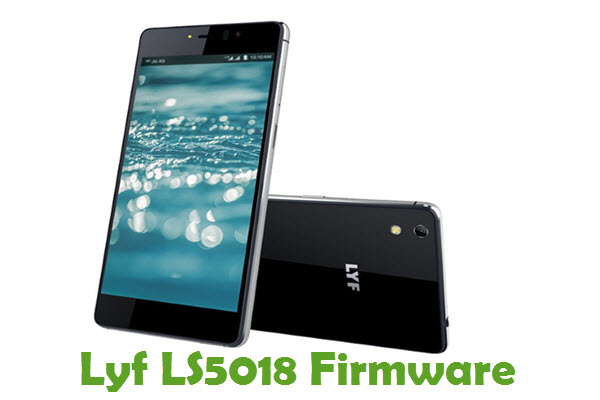 Download Lyf LS5018 Firmware