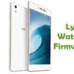 Lyf Water 1 Firmware