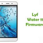 Lyf Water 11 Firmware