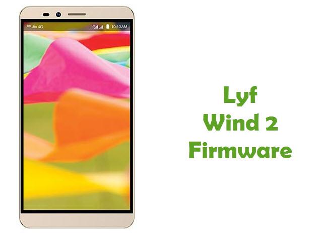 Download Lyf wind 2 firmware