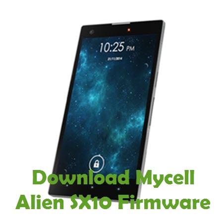 Download Mycell Alien SX10 Firmware