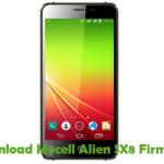Mycell Alien SX8 Firmware
