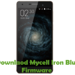 Mycell Iron Blue Firmware