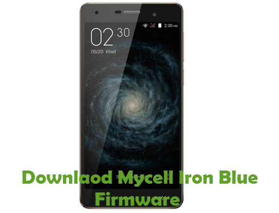 Download Mycell Iron Blue Firmware