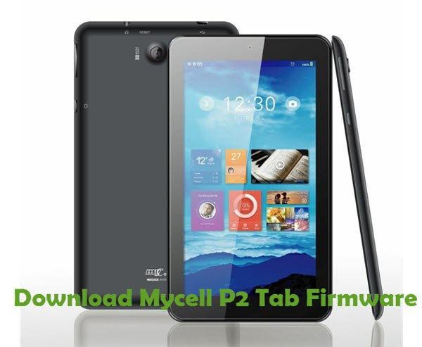 Download Mycell P2 Tab Firmware