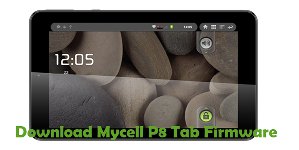 Download Mycell P8 Tab Firmware
