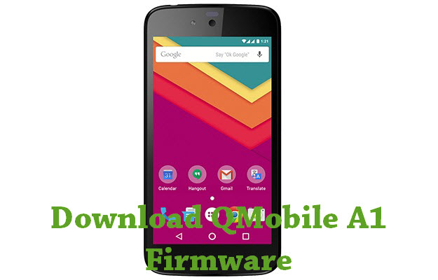 Download QMobile A1 Firmware
