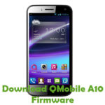 QMobile A10 Firmware