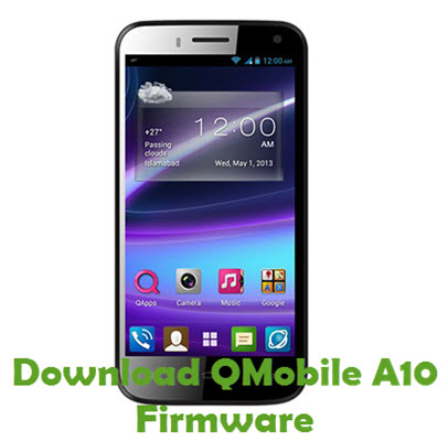 Download QMobile A10 Firmware