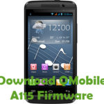 QMobile A115 Firmware