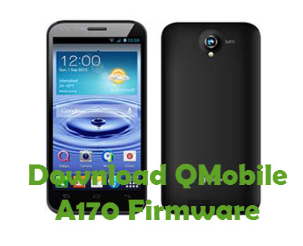 Download QMobile A170 Firmware