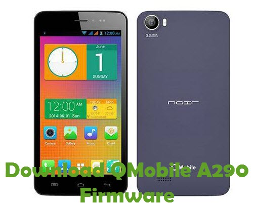 Download QMobile A290 Firmware