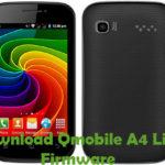 QMobile A4 Lite Firmware