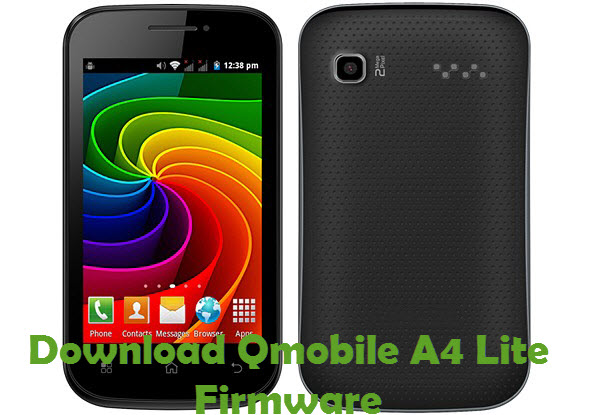 Download QMobile A4 Lite Firmware