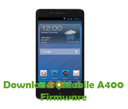 Download QMobile A400 Firmware
