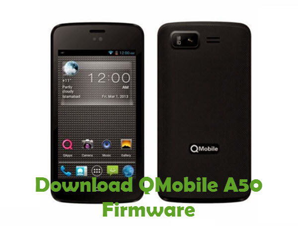 Download QMobile A50 Firmware