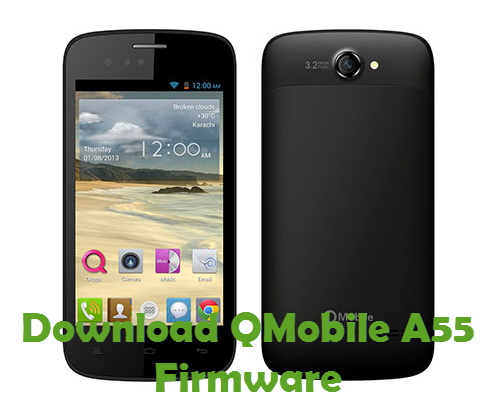 Download QMobile A55 Firmware