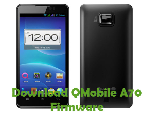 Download QMobile A70 Firmware