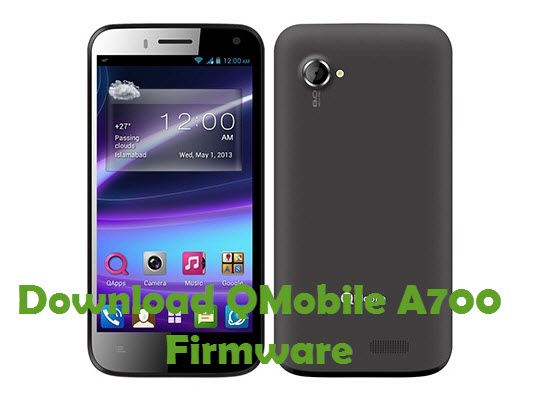 Download QMobile A700 Firmware