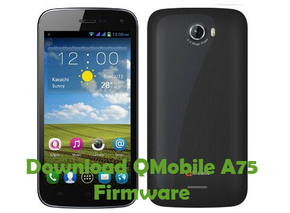 Download QMobile A75 Firmware